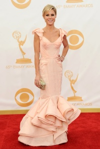 I also loved this one as one of the gorgeous pale pink gowns.